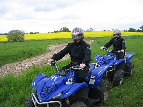 Moto 4 – A pura adrenalina em quatro rodas