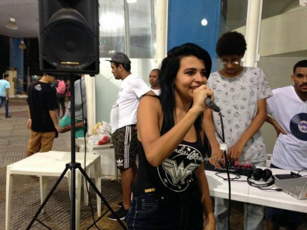 Mulheres no Rap: Volta Redonda e Região