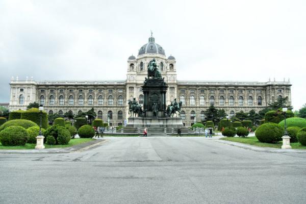 Museu de História de Arte em Viena