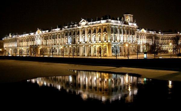 Museu Hermitage de São Petersburgo