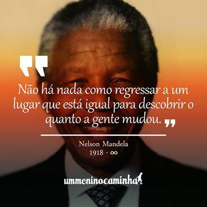 Nelson Mandela e sua marca de influência