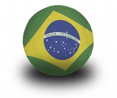 No futebol Brasileiro é assim
