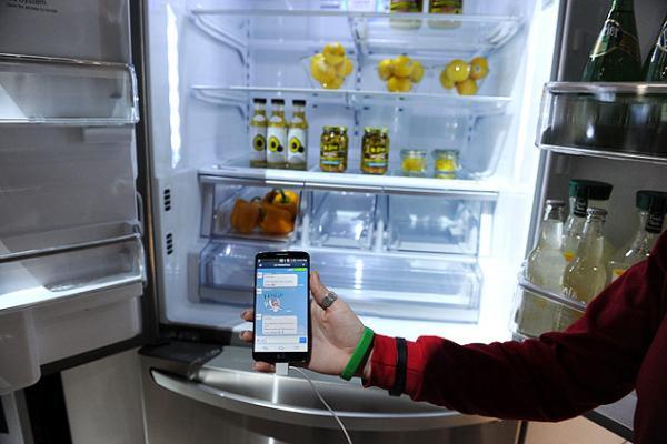 Nova Revolução Digital, Que Bate À Porta Da Geladeira