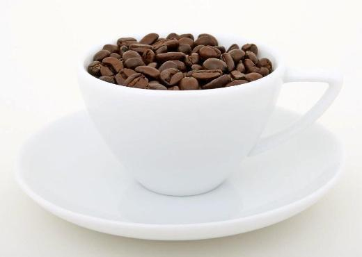 O café será benéfico