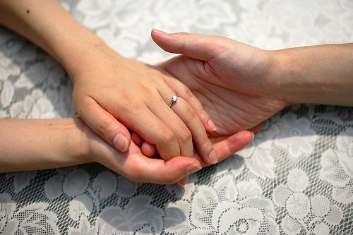 O casamento não é um mar de rosas