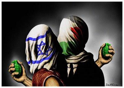 O conlito israelo- árabe