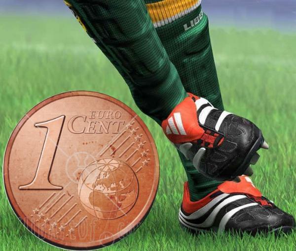 O dinheiro futebolístico e as injustiças exteriores