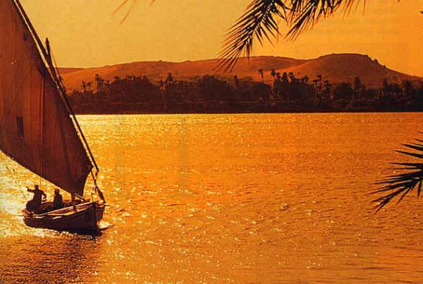 O egito, um dom do Nilo?