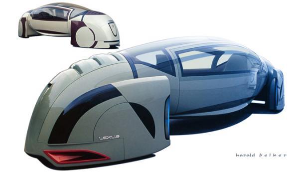 O futuro do automobilismo
