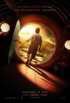 O Hobbit – Uma jornada inesperada.