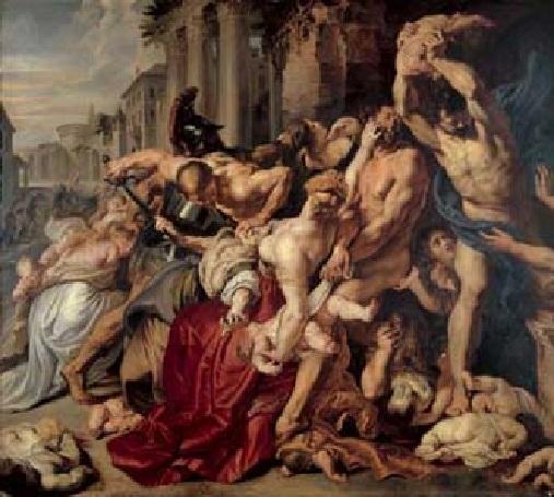 O Massacre dos Inocentes