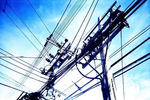 O material eléctrico na construção civil