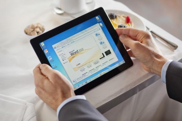 O Pacote Office agora possui adaptação para tablets
