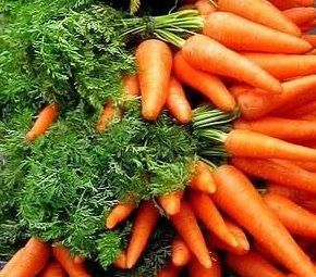 O que a Cenoura pode fazer por Si!