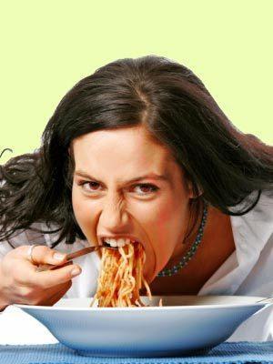 O que fazer para não comer além da conta