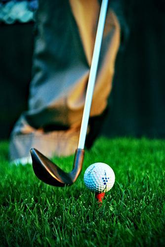 O romantismo do Golf