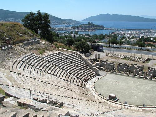 O teatro Grego