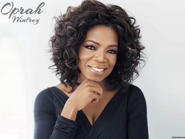 Oprah Winfrey E Outros Bilionários No Mundo