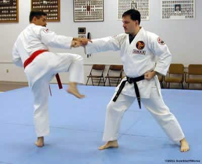 Os benefícios das artes marciais