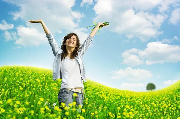 Os benefícios de se ter uma atitude positiva