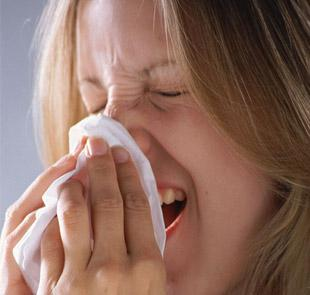 Os espirros