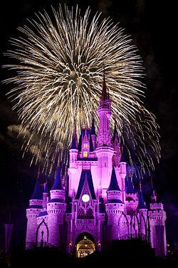 Os Fantásticos Parques da Disney World – Magic Kingdom