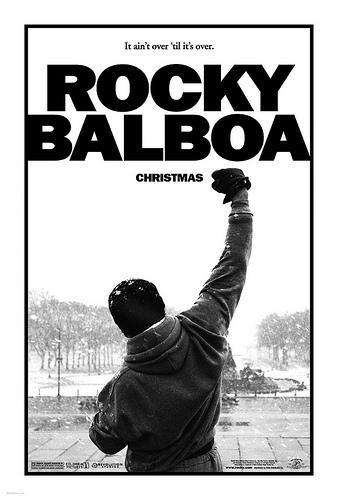 Os filmes do Rocky Balboa