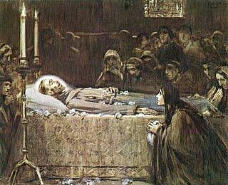 Os sacerdotes e o culto dos mortos