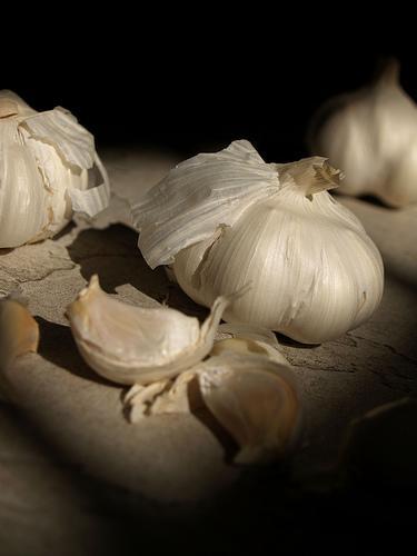 jardim de ulisses decoracao:Há tempos imemoráveis que o alho integra os usos culinários