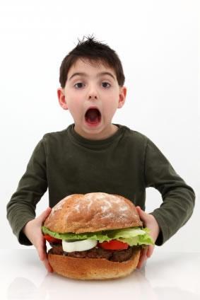Pais omissos na obesidade infantil