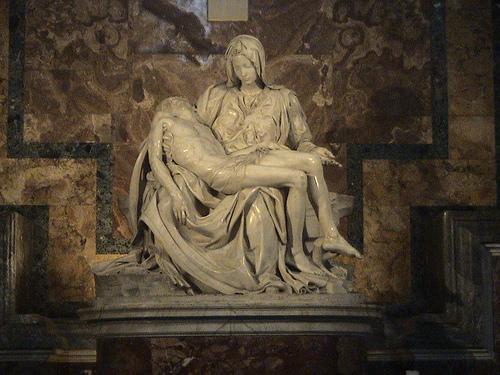 Pietá: a grandiosa obra de Miguel Angelo