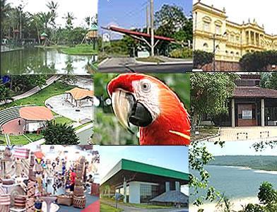 Pontos Turísticos No Amazonas - Brasil