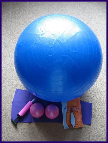 Pratique pilates durante a gravidez