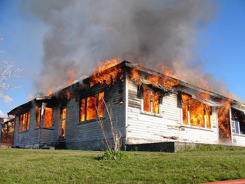 Previna-se contra incêndios domésticos