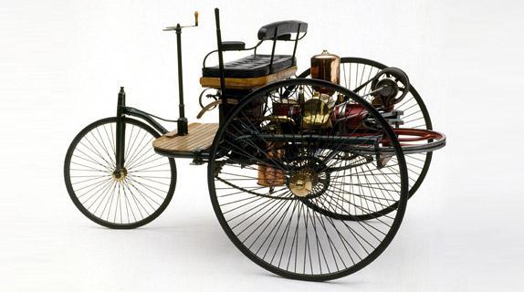 Primeiros carros no mundo
