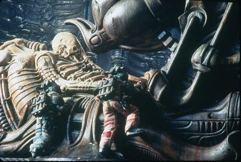 """""""Prometheus"""" pode ter mais ligações a """"Alien"""""""