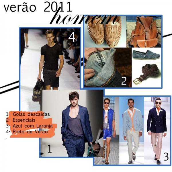 Propostas para Homem - Verão 2011