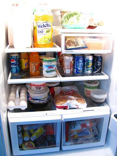 Quanto tempo podem ficar os alimentos no frigorífico