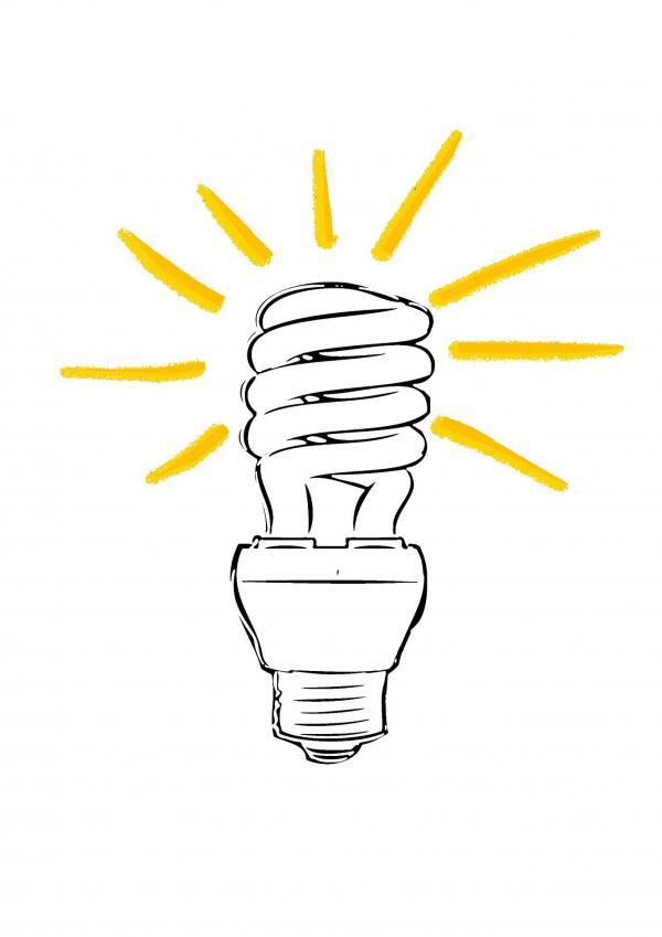 Quer economizar energia na iluminação?