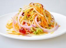 Receitas de Saladas Frias com Fruta