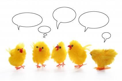 Resolva o enigma do ovo e da galinha