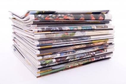 Reutilize os jornais