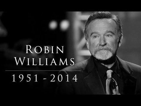Robin Williams E O Efeito Da Depressão