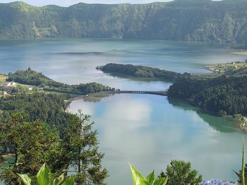 Rumo aos Açores