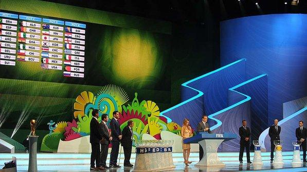 Saiba dos grupos da Copa do Mundo da FIFA Brasil 2014