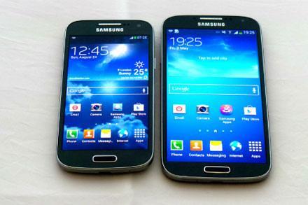 Samsung Galaxy S4: Armazenamento pode ser feito para um MicroSD