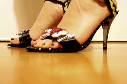 Sandálias Sexys