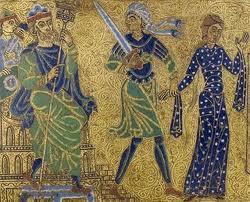 Santa Valéria - Mártire do tempo Romano