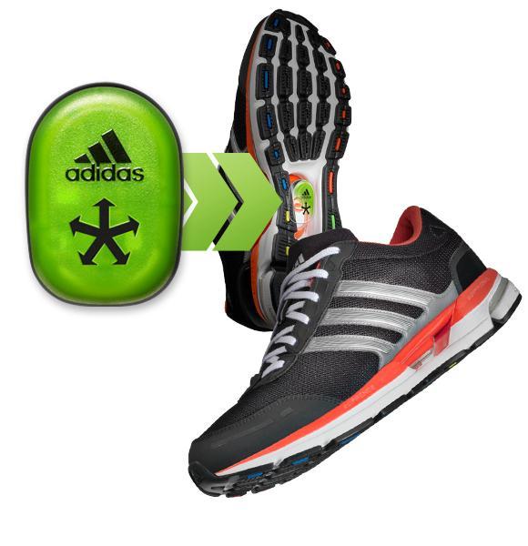 Sapatos desportivos inovadores