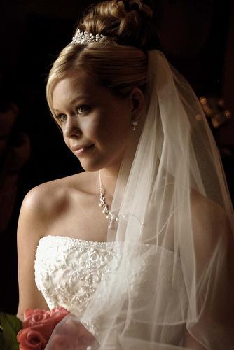 Sensual vestido de noiva